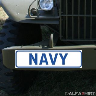 Magnetschild Navy USA Schiffe Zerstörer Flugzeugträger Marine Amerika #A353 - Vorschau