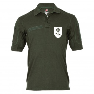 Tactical Poloshirt Alfa - Führungs Unterstützungszug Deutsch Niederlande #18953