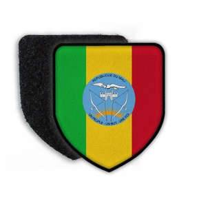 Patch Flag of Mali Flagge Land Staat Wappen Landeswappen Landesflagge #21327