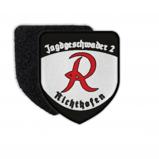 Patch / Aufnäher -JG2 Jagdgeschwader II Richthofen Wh Einheit #12503