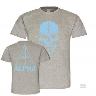 DELTA FORCE Typ 5 Army Skull Abzeichen Wappen Totenschädel T Shirt #22668