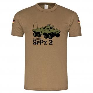 Luchs SpPz 2 Spähpanzer Allrad Geschütz 8x8 Militär Deutschland #14812