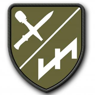 Patch PzGrenBtl 32 Panzergrenadierbataillon Bundeswehr Wappen Emblem #5288