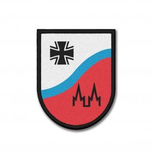 Patch SDBw Stammdienststelle der Bundeswehr Wappen Köln BW Klett Uniform #37443