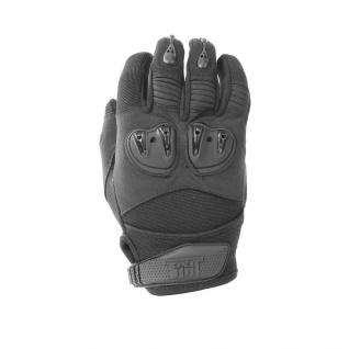 Einsatzhandschuhe Special Forces Ranger schwarz Airsoft Survival Security #17136