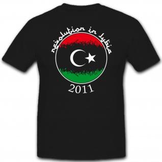Arabic Revolution 2011 Tour Wappen Abzeichen Emblem - T Shirt #1913