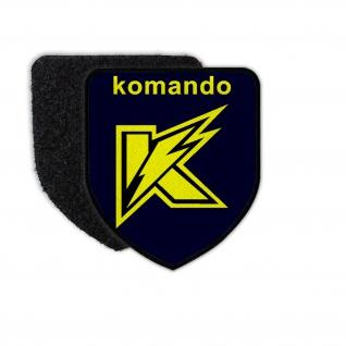 Patch K-Kommando Spezialeinheit Estnischen Polizei Notfalleinheit Klett #33732