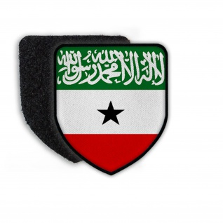 Patch Landeswappenpatch Somaliland Wappen Fahne Somalia Hargeysa Fahne #21971