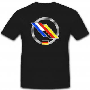Aufkllehrbtl Aufklärlehrbataillon Militär Bundeswehr Einheit T Shirt #2304