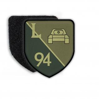 Patch Klett Flausch PzLehrBtl 94 Tarn Panzerlehrbataillon Munster Uniform #22387