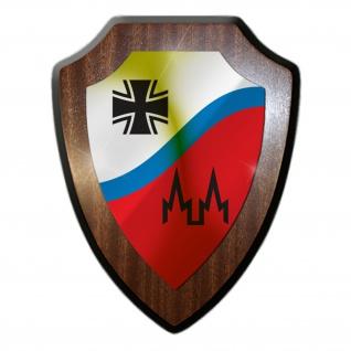Wappenschild Stammdienststelle Bundeswehr Abzeichen Wappen #37235