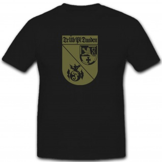 TrÜbpl Daaden Truppenübungsplatz Deutschland Wappen Abzeichen - T Shirt #7723