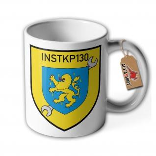 Tasse InstKp 130 Instandsetzungskompanie Bundeswehr Wetzlar Kaffee Tee #36752