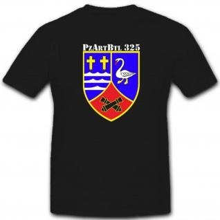 PzArtBtl 325 Panzerartilleriebataillon 325 Bundeswehr Militär T Shirt #2710