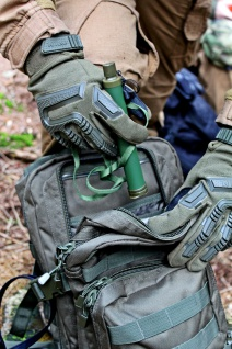 Rucksack US Assault Pack 20l oliv Tactical Kommando KSK Army Ausrüstung #16068 - Vorschau 3