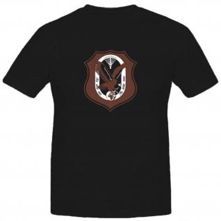 Kommando Spezialkräfte Ksk Bundeswehr Wappen Abzeichen - T Shirt #3861