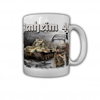 Tasse Lukas Wirp Arnheim 1944 Königstiger Panzer Gemälde Bild Brücke #26849