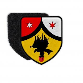 Patch DroBttr 13 Drohnen Batterie Reservist Veteran Wappen Emblem #31822