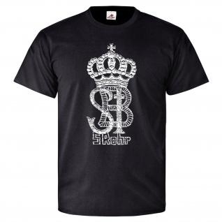 Sturm Bataillon Nr 5 Rohr Sturmabteilung Wappen Abzeichen - T Shirt #26279