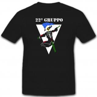 Italien Luftwaffe Militär WK Einheit Aeronautica Militare Italiana T Shirt #2775