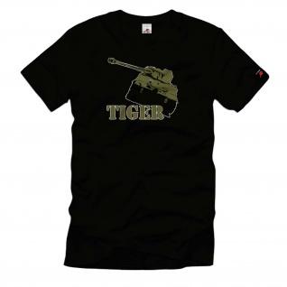 Tiger 181 Panzerkampfwagen Panzer PzBtl Waffe Geschütz Sonderkraftfahrzeug #511