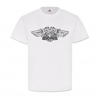 Nesselsdorfer Wagenbau Fabriks Gesellschaft Oldtimer Logo Mähren T Shirt #20264