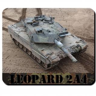 M&N Pictures Leopard 2A4 Panzer BW Armee Kettenfahrzeug - Mauspad #26618