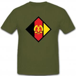 NVA Nationale Volksarmee DDR Wappen Abzeichen Emblem Deutschland- T Shirt #2092