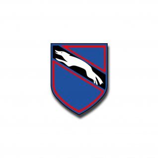Aufkleber/Sticker JG7 Nowotny Jagdgeschwader Luftwaffe Wappen Emblem 6x7cm A874