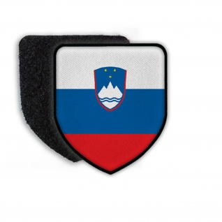 Patch Landeswappen Slowenien Ljubljana Miro Cerar Wappen Fahne Aufnäher #21969