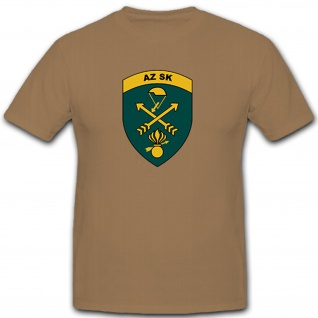 AZ SK Ausbildungszentrum Spezialkräfte schweizer Armee Militär - T Shirt #10271