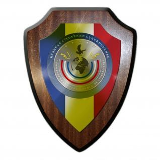 Wappenschild RCC Reserve citoyenne cyber defense Frankreich Cyber Abwehr #21826