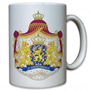 Königreich Niederlande Holland Nederlanden Emblem Wappen - Tasse Becher #10243 t