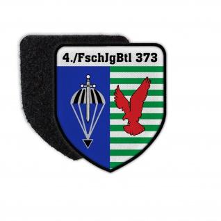 Patch 4 Kompanie FschJgBtl 373 Wappen Uniform Fallschirmjägerbataillon #34223