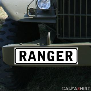 Magnetschild Ranger EGB USA Amerika Army Spezialkräfte Einsatz Infanterie #A355