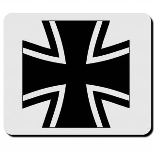 BW Kreuz Panzer Marine Heer Bundeswehr Symbol Wappen Abzeichen Mauspad #16481