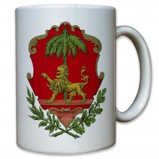 DOAG Deutsch-Ostafrikanische Gesellschaft Afrika Deutschland - Tasse #11461
