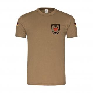 BW Tropen 2 TrspBtl 143 Strausberg Transport Bataillon Kompanie T-Shirt #23159