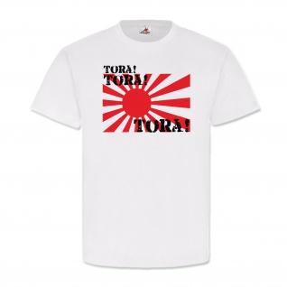 Tora Tora Tora Japan Militär Wk Asien Flagge Wappen Abzeichen Emblem#121