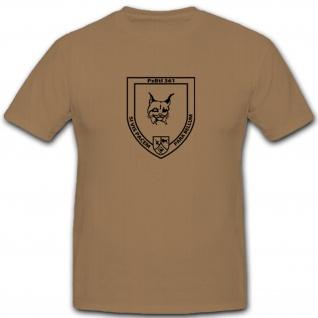 Panzerbataillon 361 Bundeswehr Wappen Abzeichen Emblem Pzbtl 361 - T Shirt #4893