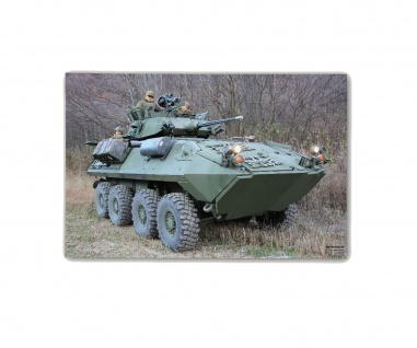 Poster M&N Pictures LAV 25 A2 Light Armored Vehicle Mowag ab30x20cm#30290