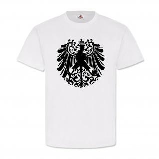 preußischer Amtsvorsteher Adler Preußen Deutschland Friedrich - T Shirt #8430