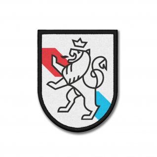 Rank Patch Police Grand Ducale Luxemburg Einheit Wappen Uniform#37197