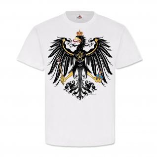Preußischer Adler 1871-1914 Preußen Deutschland Heimat Vaterland Old #21499