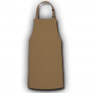 Schürze Grillschürze sand Küchenschürze Kochschürze / Grillschürze #15988