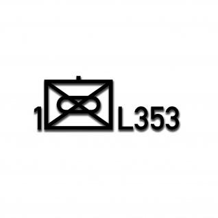 Taktisches Zeichen 1 PzGrenLehrBtl 353 Hammelburg Bw #A5285