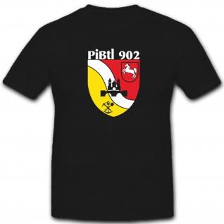 Pibtl 902 Pionierbataillon 902 Bundeswehr Heer Wappen Abzeichen - T Shirt #4087