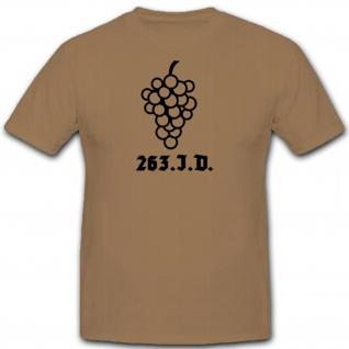 Infanterie Division Variante 2 - T Shirt #6553