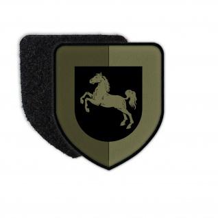 Patch 1 PzDiv Panzer Division Hannover Bundeswehr Abzeichen Aufnäher #35406