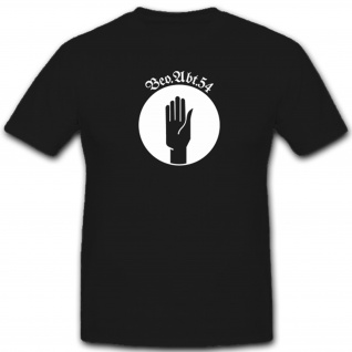 Beo.Abt.54 Beobachtungsabteilung WK 2 Logo Abzeichen Emblem - T Shirt #5320